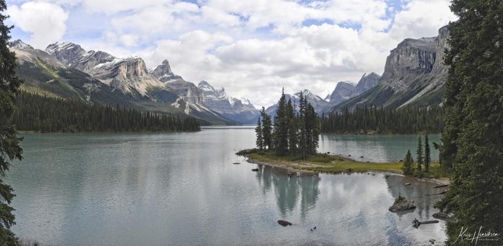 Spirit Island panorama